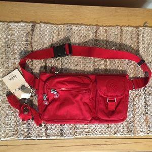 Kipling Presto Cherry Belt bag